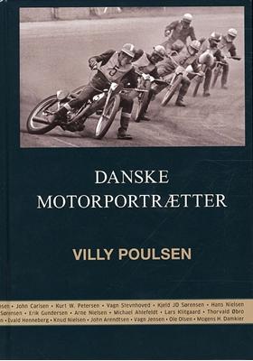 Danske Motorportrætter Villy Poulsen 9788789792576