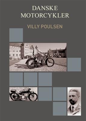 Danske Motorcykler Villy Poulsen 9788789792798