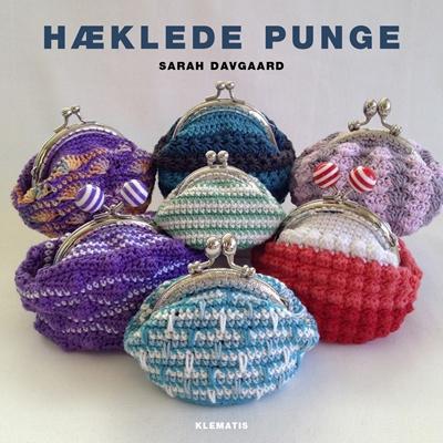 Hæklede punge Sarah Davgaard 9788771393002