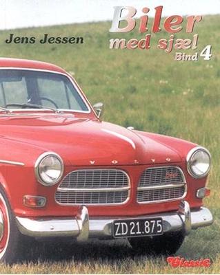 Biler med sjæl - Bind 4 Villy Poulsen 9788789792330