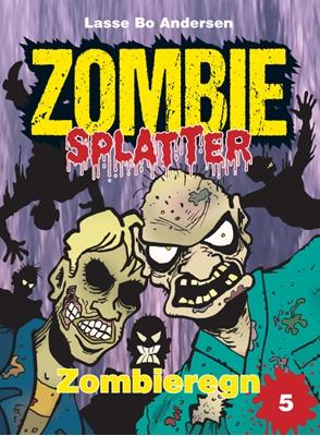Zombieregn Lasse Bo Andersen 9788799415489