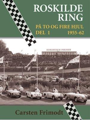 Roskilde Ring 1955-62 Carsten Frimodt 9788789792828