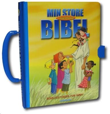 Min store bærbare bibel Cecilie Vium 9788772476513