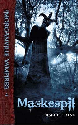 The Morganville Vampires #4: Maskespil Rachel Caine 9788758810485