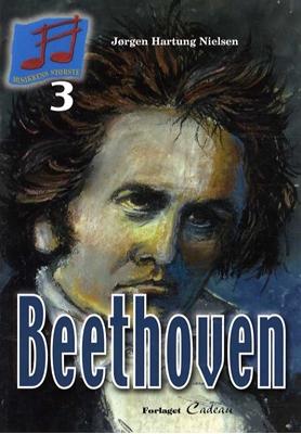 Beethoven Jørgen Hartung Nielsen 9788793070974
