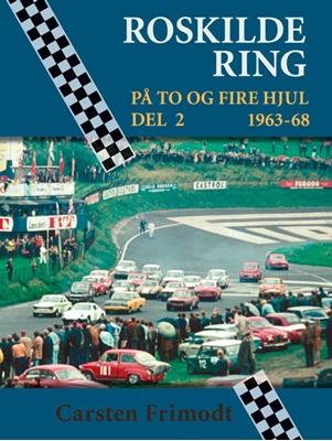 Roskilde Ring 1963-68 Carsten Frimodt 9788789792835