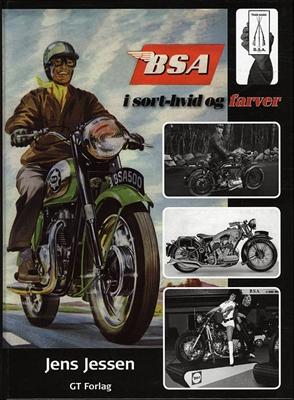 BSA i sort-hvid og farver Jens Jessen 9788798972587