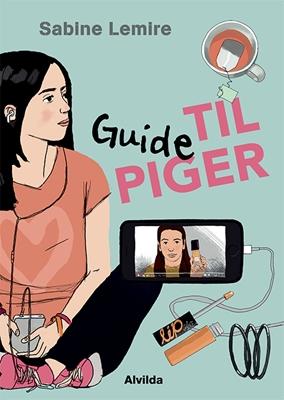 Guide til piger Sabine Lemire 9788771657746