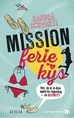 Mission feriekys (1) Sandra Schwartz 9788771657272