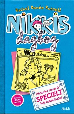 Nikkis dagbog 5: Historier fra en ik' specielt kvik frøken Orakel Rachel Renee Russell 9788771656145