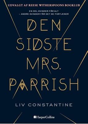 Den sidste mrs. Parrish LIV Constantine 9788771913361