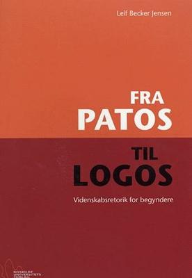 Fra Patos til logos Leif Becker Jensen 9788778671950