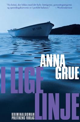 I lige linje Anna Grue 9788740038217