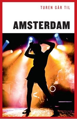 Turen går til Amsterdam Thomas Toet Jorsal, Anette Jorsal 9788740031515