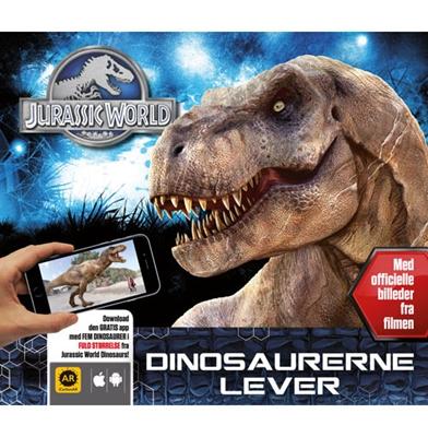 Jurassic World - Dinosaurerne lever  9788771059434