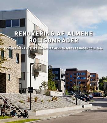 Renovering af almene boligområder Mette Mechlenborg, Claus Bech-Danielsen 9788793585041