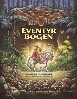 Eventyrbogen Peter Madsen 9788771055450