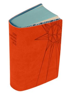 Den danske salmebog - konfirmandsalmebog orange (PU)  9788775241880