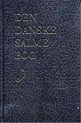 Den danske salmebog - Med noder  9788775241323