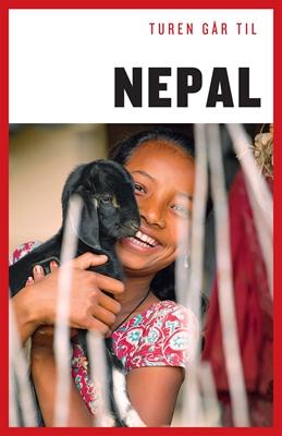 Turen går til Nepal Kaj Halberg, Søren Lauridsen 9788740009545