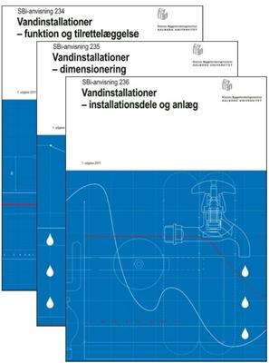 Vandinstallationer - samlet  9788756317191