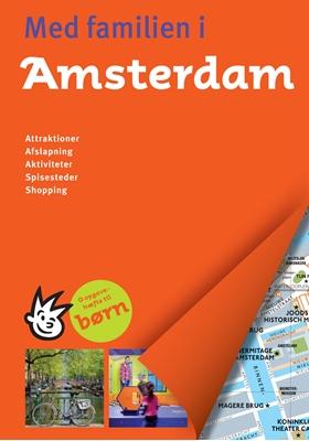 Med familien i Amsterdam  9788740025071