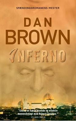 Inferno Dan Brown 9788793323940