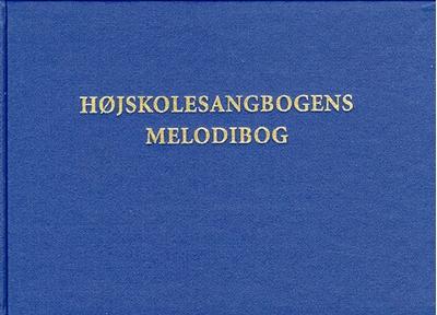 Højskolesangbogens Melodibog - 11. udgave bind I & II  9788759812174