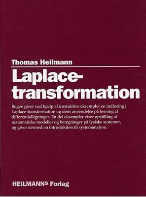 Laplace-transformation Thomas Heilmann 9788790603113