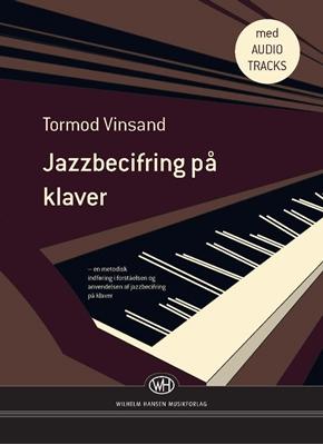 Jazzbecifring på klaver Tormod Vinsand 9788759822333