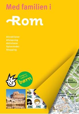 Med familien i Rom  9788740018257