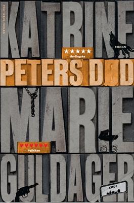 Peters død Katrine Marie Guldager 9788740022377