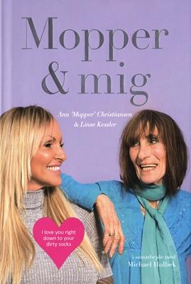 Mopper & mig Linse Kessler, Michael Holbek 9788740038231