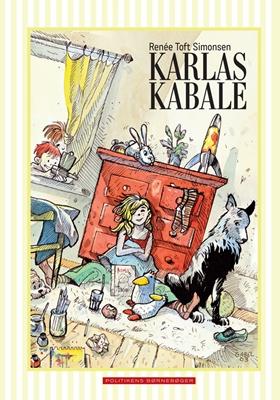Karlas Kabale Renée Toft Simonsen 9788740004373