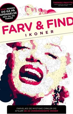 FARV & FIND Ikoner Thomas Pavitte 9788740024548