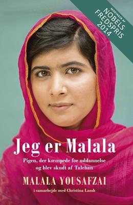 Jeg er Malala Christina Lamb, Malala Yousafzai 9788740020816