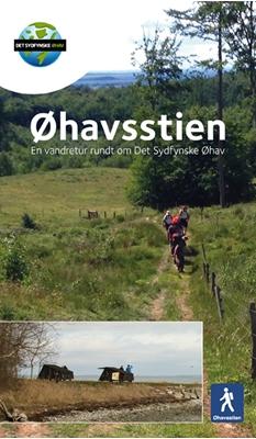 Øhavsstien Jesper Vagn Christensen 9788799399260