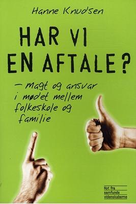 Har vi en aftale? Hanne Knudsen 9788776830212