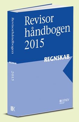 Revisorhåndbogen 2015, Regnskab  9788761936479