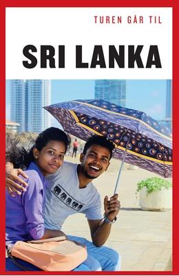 Turen går til Sri Lanka Tore E.  H. Holst 9788740032697