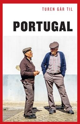 Turen går til Portugal Ove Rasmussen 9788740034905