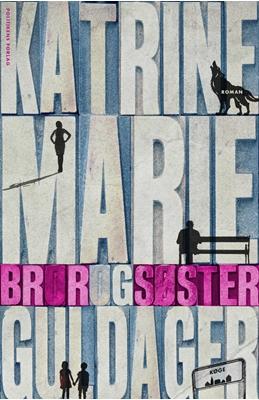 Bror og søster Katrine Marie Guldager 9788740021431