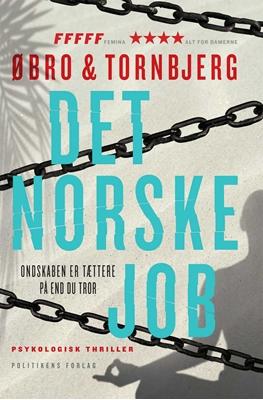 Det norske job Øbro, Tornbjerg 9788740003550