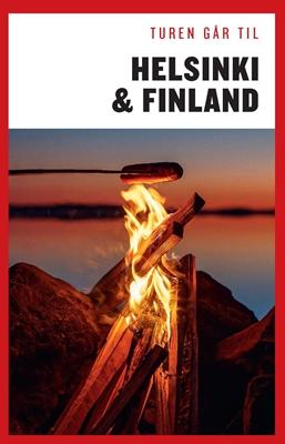 Turen går til Helsinki & Finland Trine Daimi Kalliomäki 9788740023190