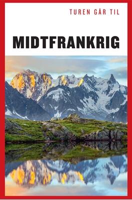 Turen går til Midtfrankrig Frederik Crone 9788740009958