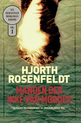 Manden der ikke var morder (paperback) Hjorth Rosenfeldt 9788792639752