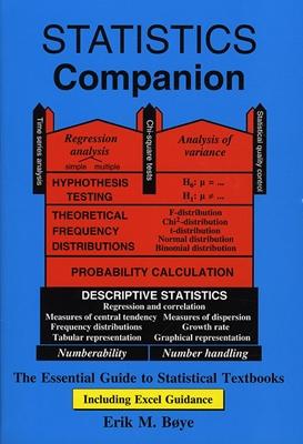 STATISTICS COMPANION Erik Møllmann Bøye 9788799363223