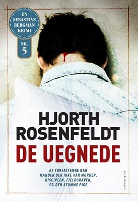 De uegnede Hjorth Rosenfeldt 9788793323704
