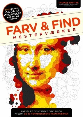 FARV & FIND Mesterværker Thomas Pavitte 9788740024555