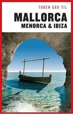 Turen går til Mallorca, Menorca & Ibiza Jytte Flamsholt, Jytte Flamsholt Christensen 9788740031614